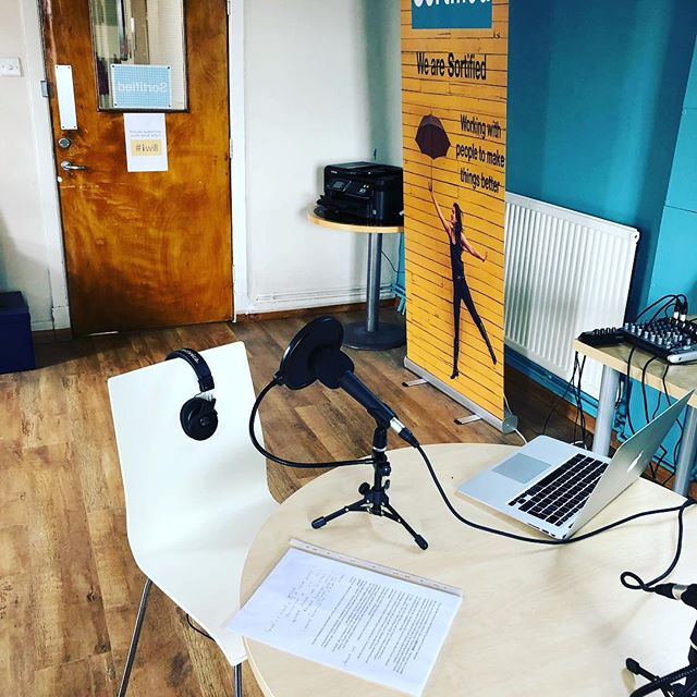 Podcast recording day @sortified HQ 🎙  #women #socialbusiness #socialinvestment #realexperiences #honestconversations #communitysector