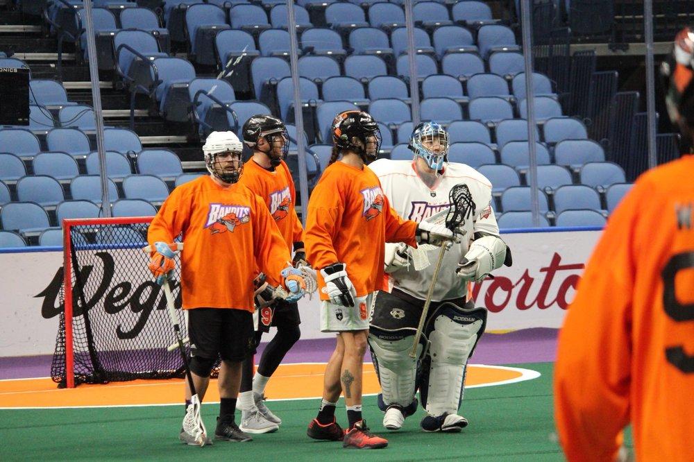 Buffalo Bandits vs Philadelphia Wings
