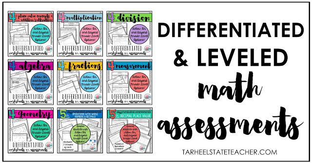 Different Approaches To Pre Assessment In Math Tarheelstate Teacher