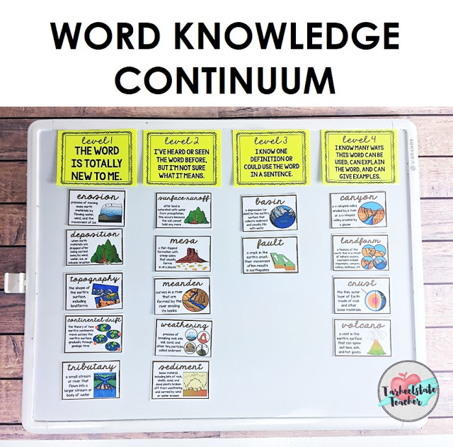 Looking for ideas that activate prior knowledge, help you integrate VOCABULARY ACTIVITIES into your science and content-area units, and assess your students before getting into your lessons? I've got three fun, engaging science vocabulary activities that are perfect for 3rd, 4th, 5th, and middle school students!