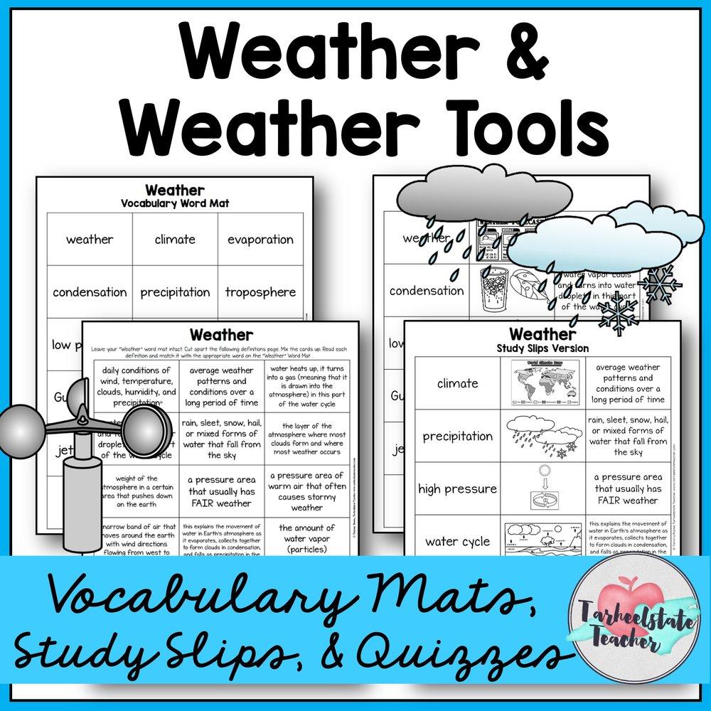 Weather Vocabulary Mat9.JPG