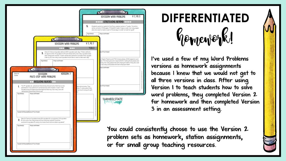 differentiated homework for 4th grade 5th grade.JPG