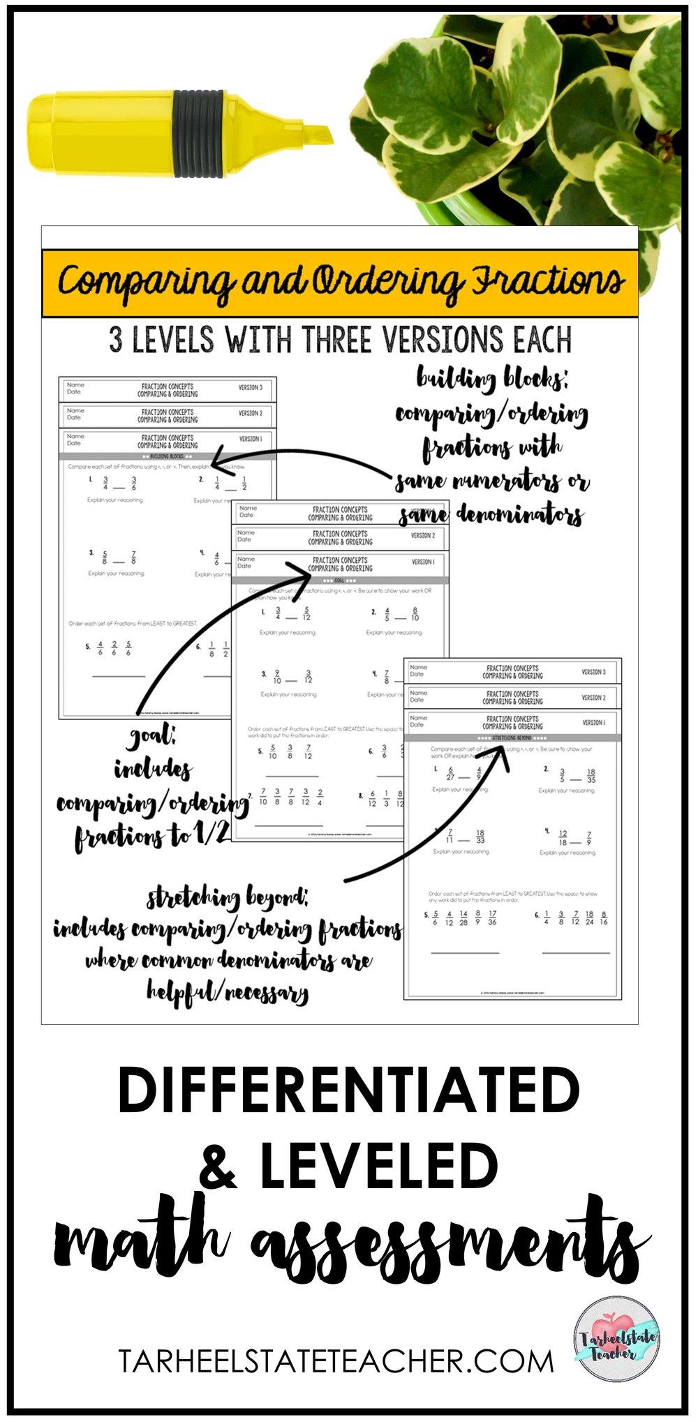 leveled pre assessments fractions.jpg