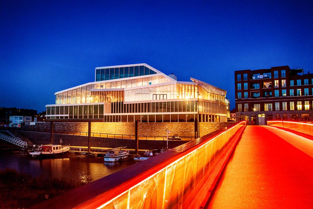 Theater de Maaspoort  Foto: Petra Lenssen