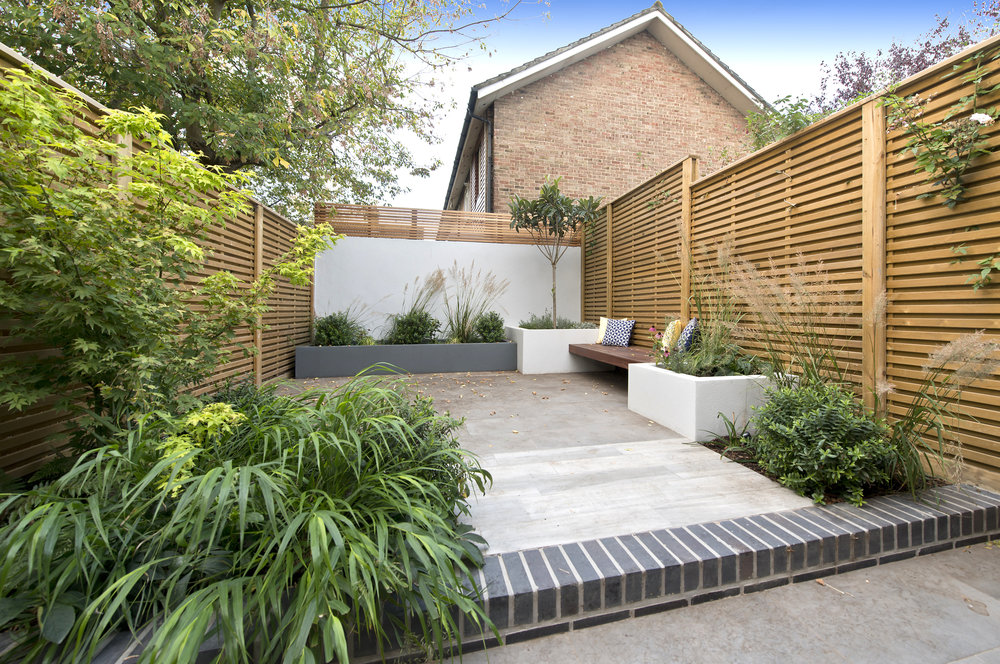 Chiswick Extension Garden, London W4, by the Kitchen and Loft Company