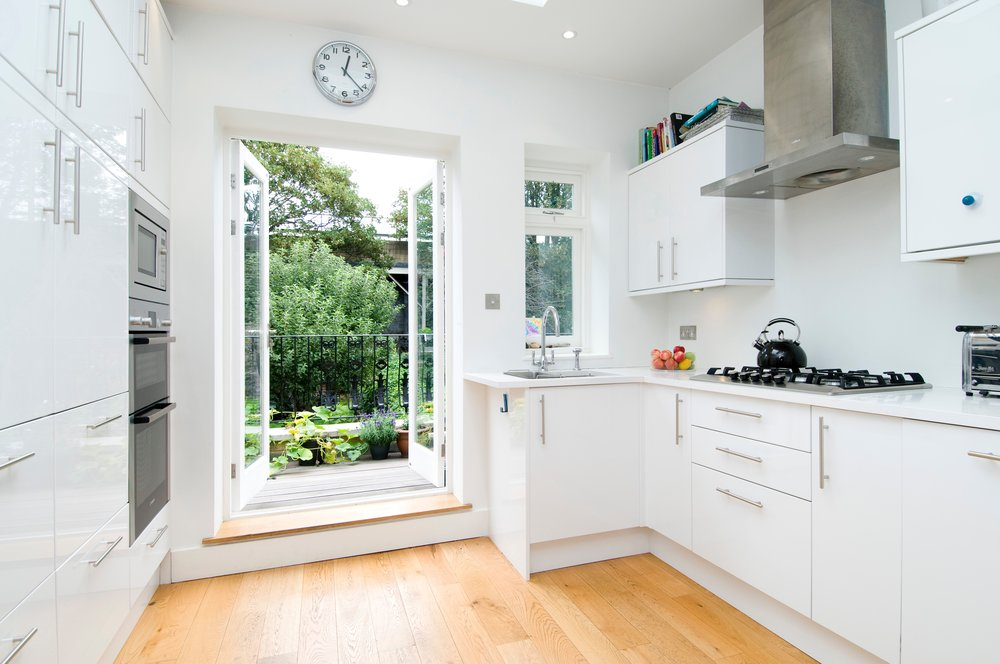Kitchen Extension, W12, The Kitchen and Loft Company.