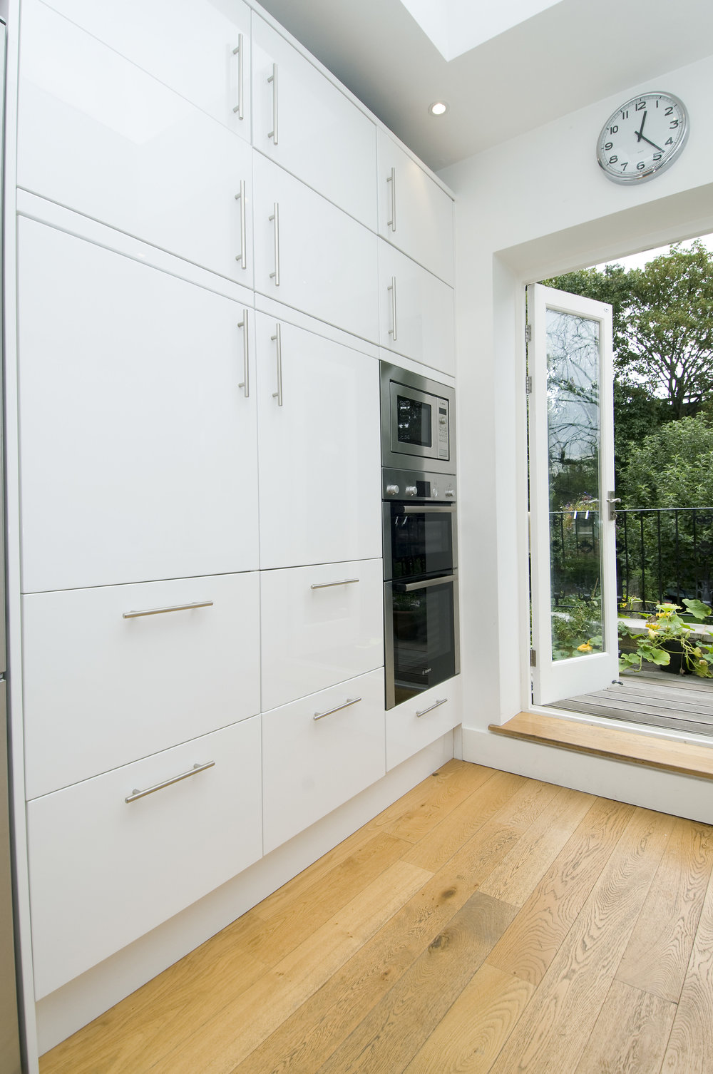 Kitchen Extension , Hammersmith, The Kitchen and Loft Company.