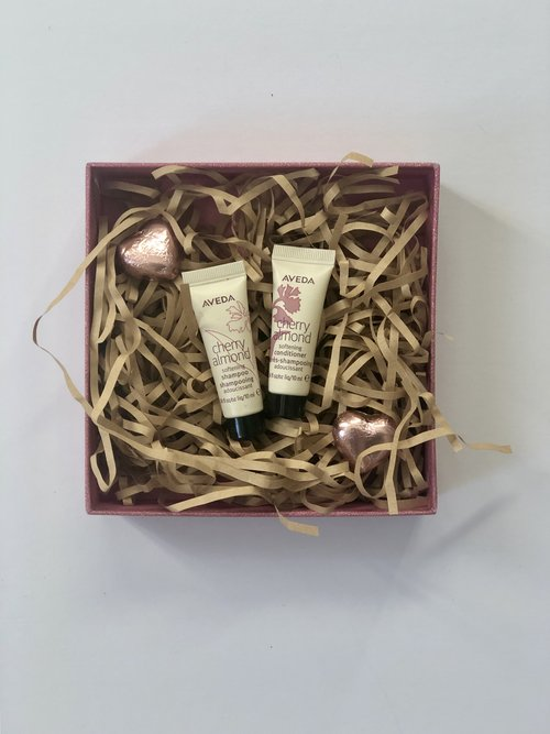 £40 Gift Voucher with Free Aveda Cherry Almond Shampoo & Conditioner Samples