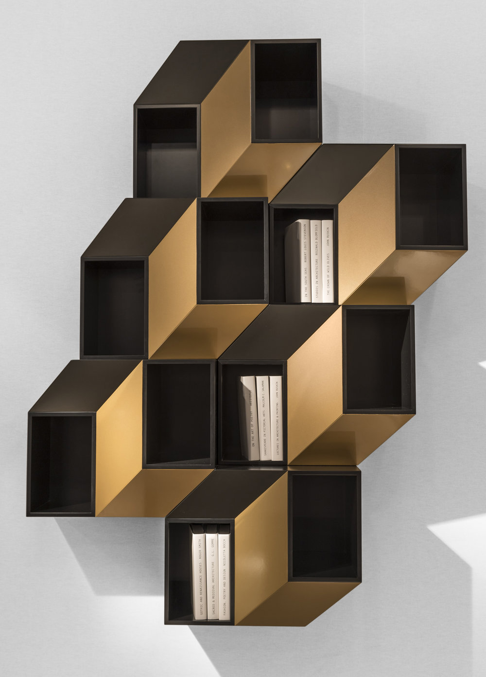 Cinétisme I _ Charles Kalpakian _ Galerie BSL _ 2012