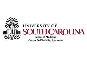 University of South Carolina School of Medicine Center for Disability Resources logo