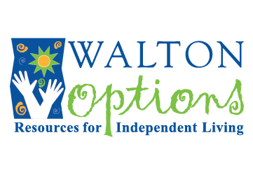 Walton Options Resources for Independent Living Logo