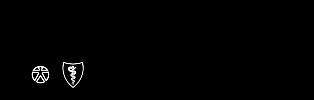 Live Fearless by Blue Cross Blue Shield South Carolina Logo