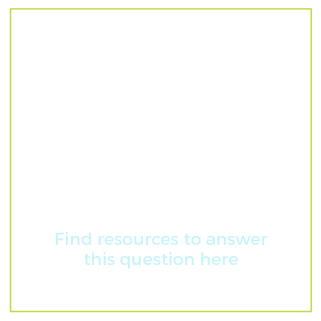 "Graphic of a clipboard with text below it that says ""What are my responsibilities as an educator? Find resources to answer this question here"""