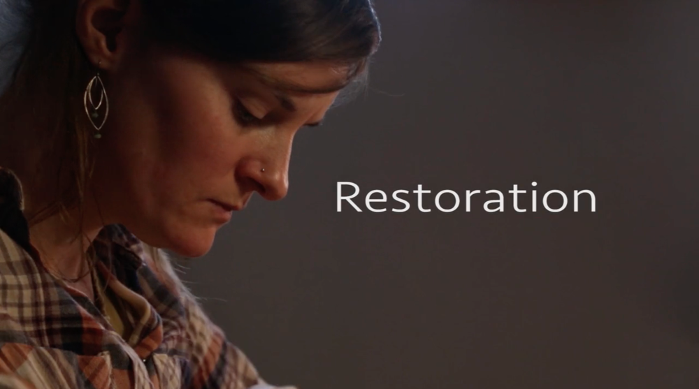 Restoration - Restoration is a micro short that highlights an unusual job in rural Wales. Can you guess what it is?