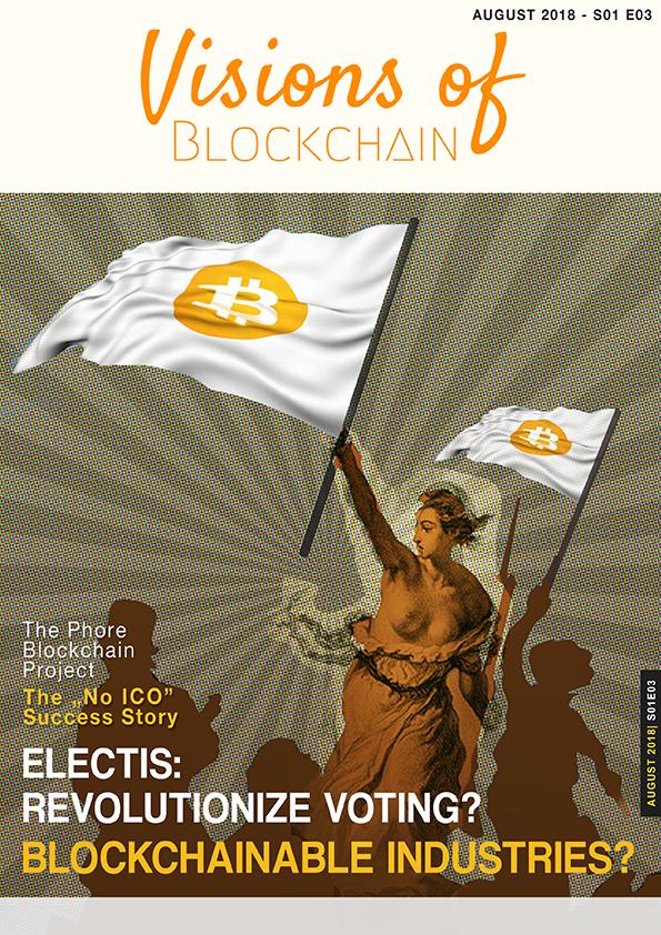 Visions of Blockchain Magazine Saison 1 Episode 3