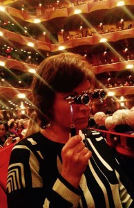 Jules Miller at the Metropolitan Opera in New York City