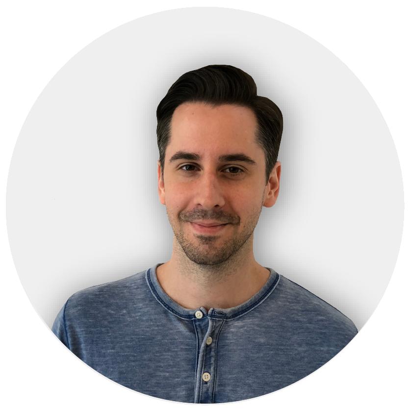 Eric Fox, Director of People Analytics