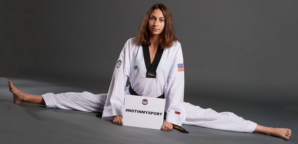 2018 Junior World Champion and 2018 Team USA Youth Olympic Games Athlete, Anastasija Zolotic