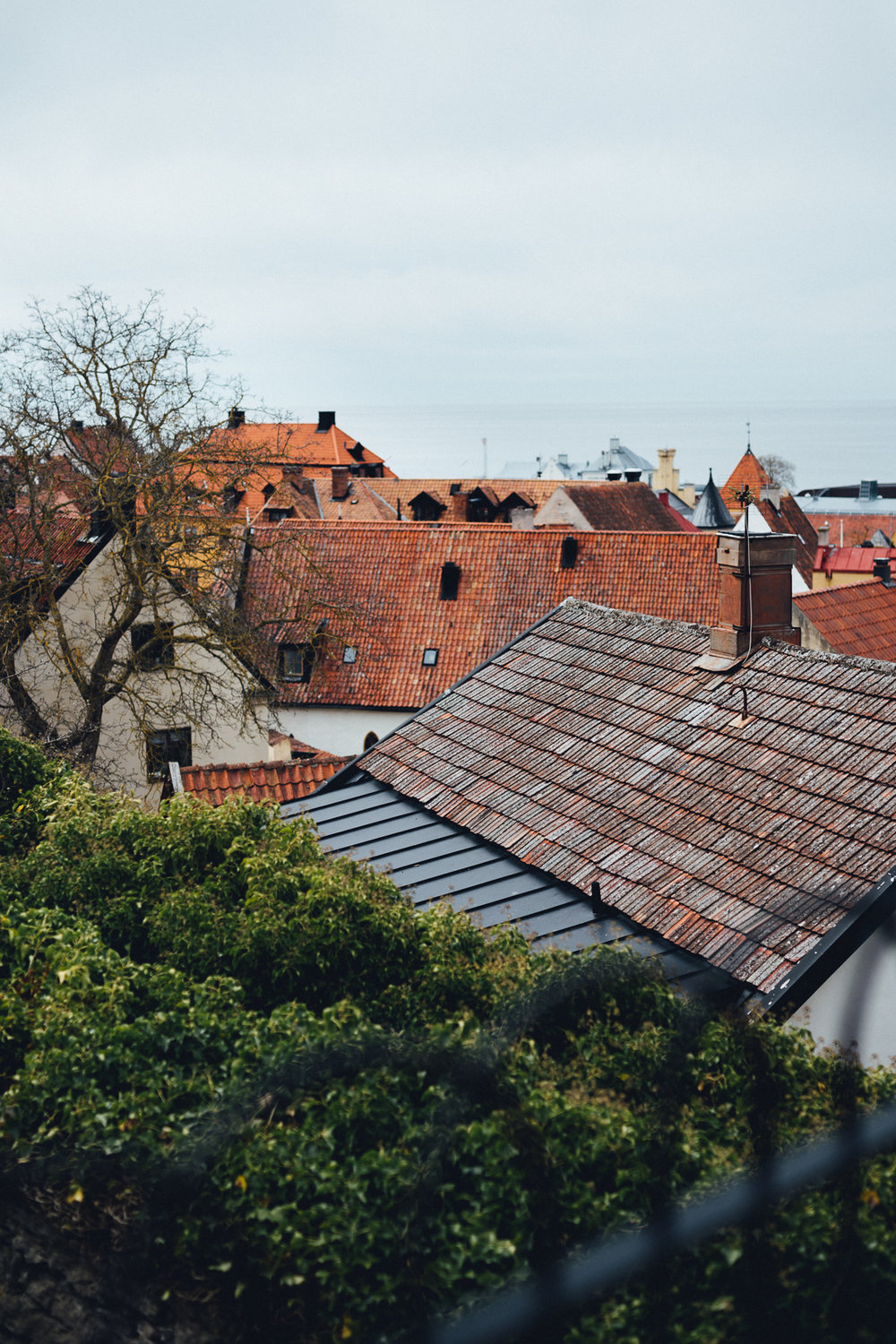 Visby, Sweden, May 2017