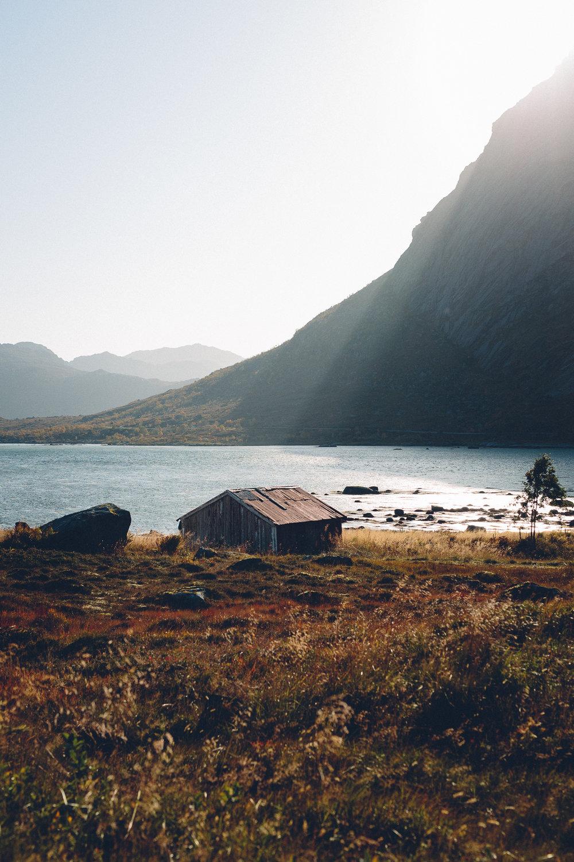 Lofoten, Norway, September 2017
