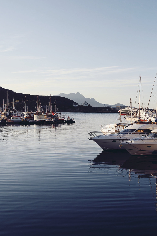 Bodø, Norway, July 2018