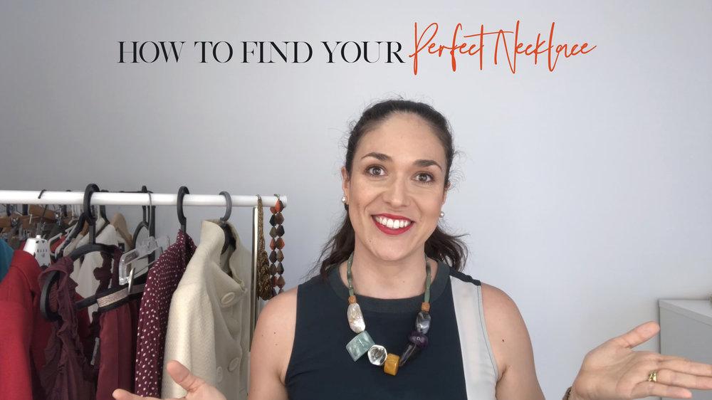b299da5b0e4 How To Find Your Perfect Necklace — Alma Barrero