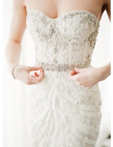 Bridal Gown Monique Lhuillier