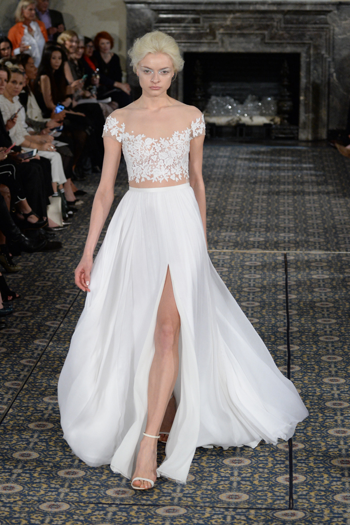 Mira Zwillinger Bridal Spring 2016