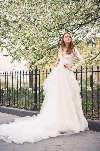 Monique Lhuillier Fashion Shoot