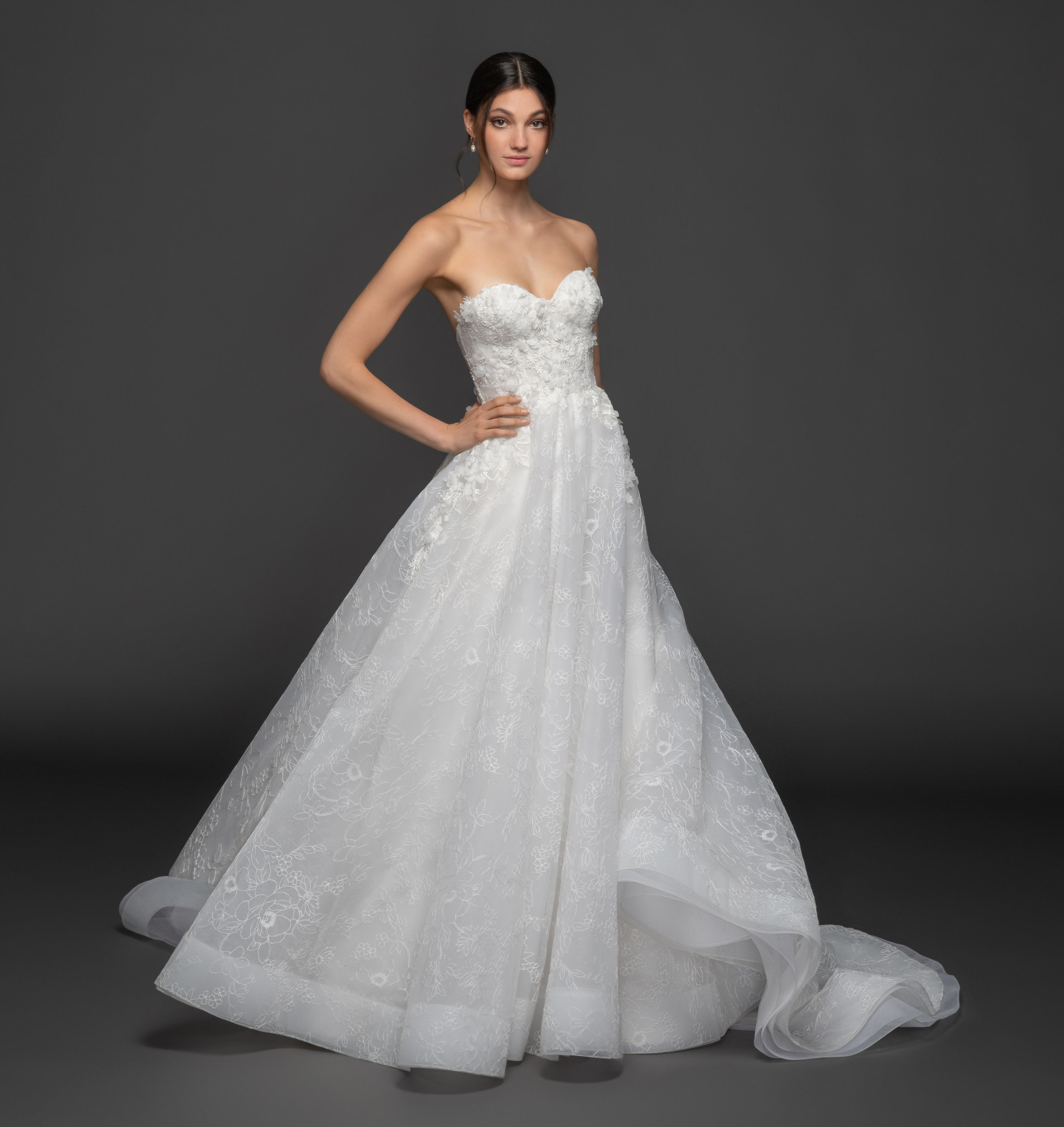 Get To Know Lazaro Perez Designer Of Lazaro Chic Parisien Florida Designer Bridal Boutique