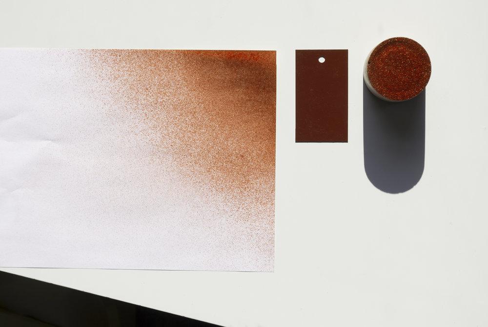Peinture en aérosol // Nuancier