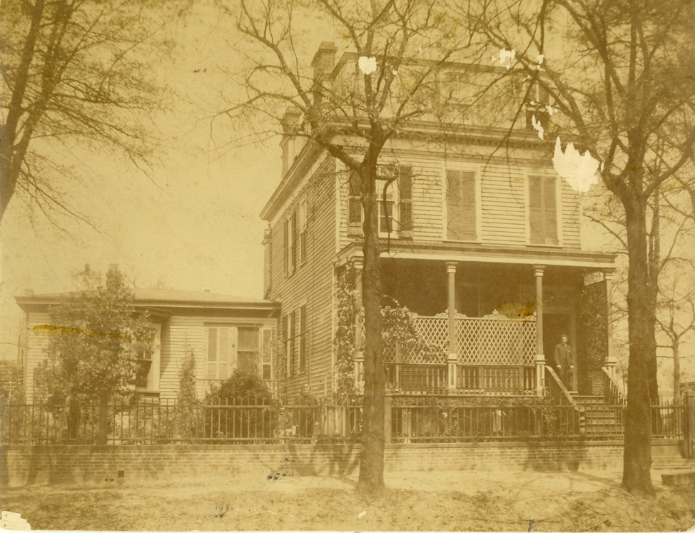 The Wilson House in Wilmington