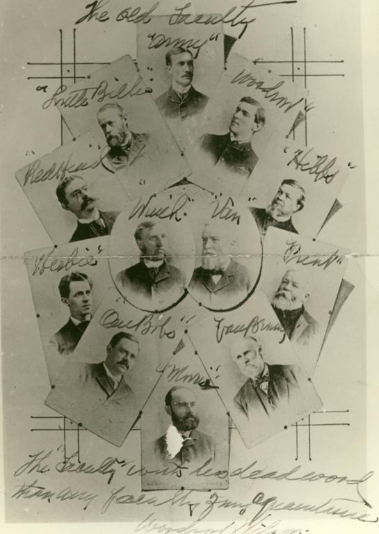 The Faculty at Wesleyan