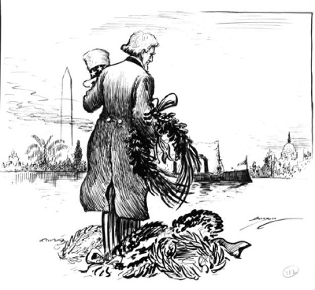 Uncle Sam Mourning
