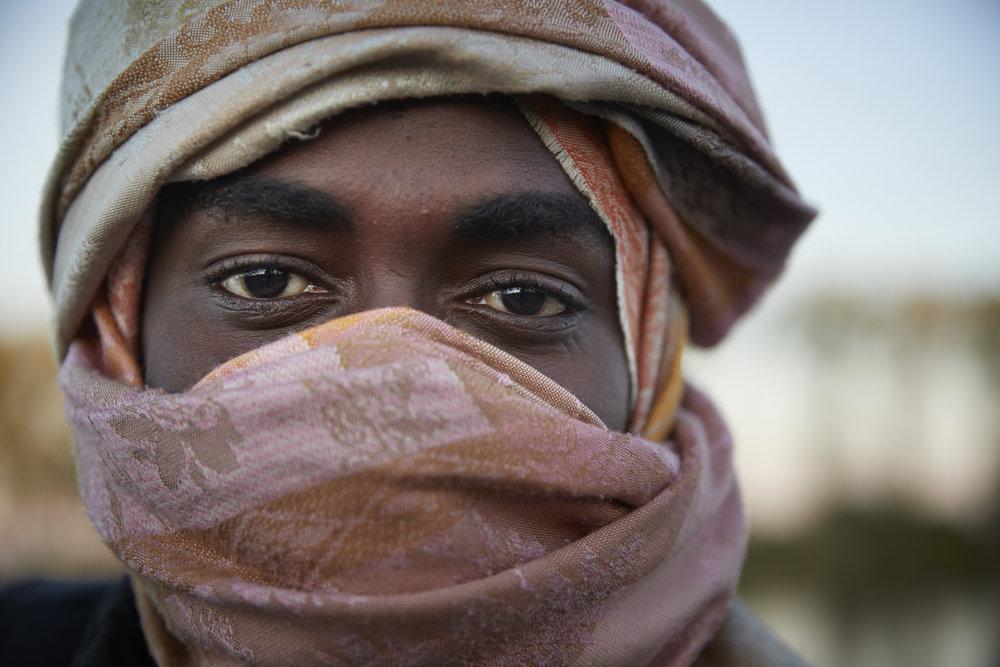 Sudanese Refugee