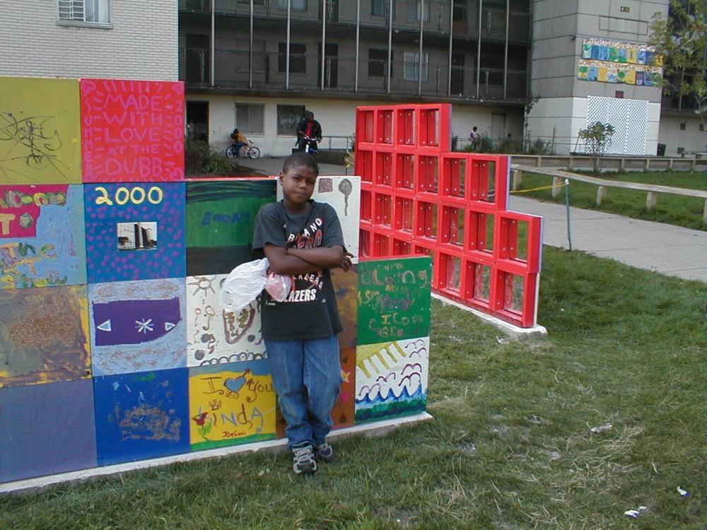4120 S Prairie - Placekeeping/Placemaking, Design/Build, Public Art & Community Arts