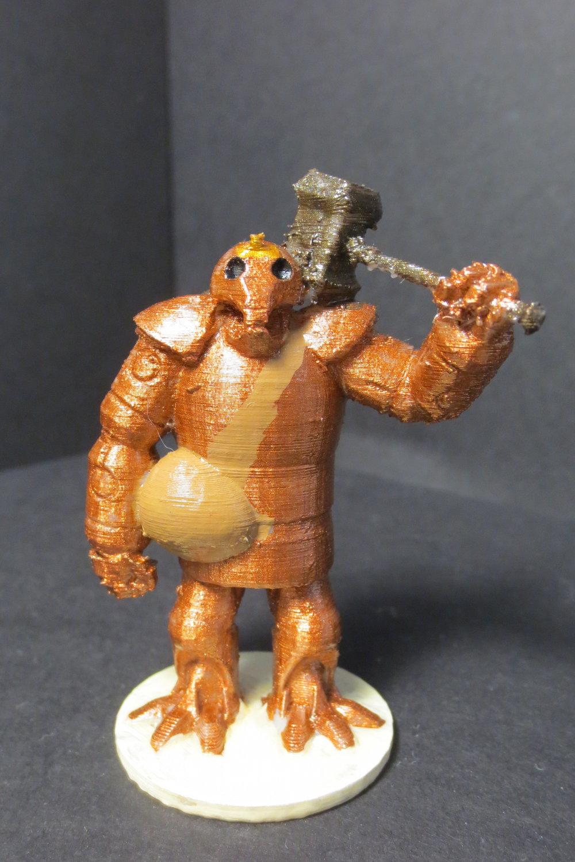 Custom D&D Miniatures