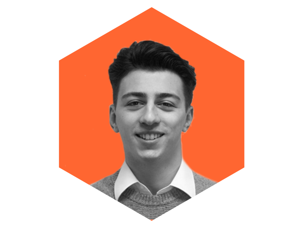 Dominic | Marketing - Dominic has led marketing across multiple startups and SMEs, as well as winning awards for his work with non-profits. Dom heads up our marketing and client engagement.