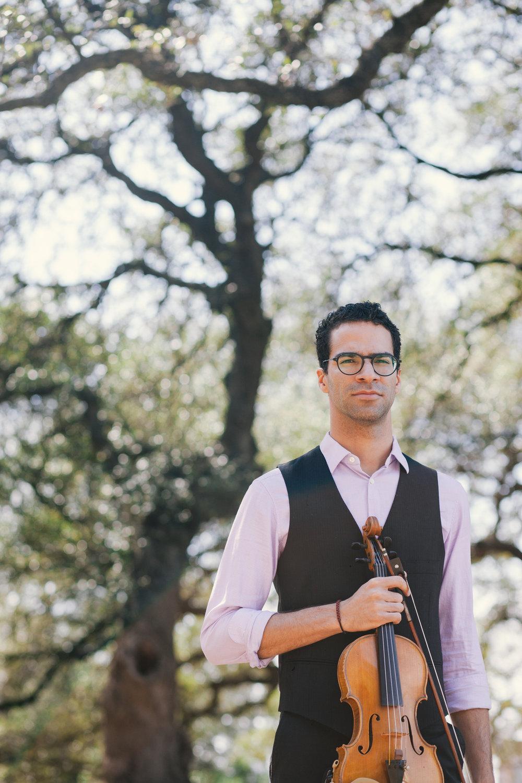 Patrice Calixte, violin