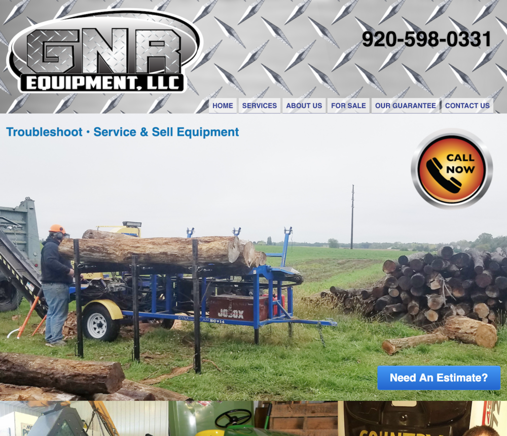 GNR Equipment