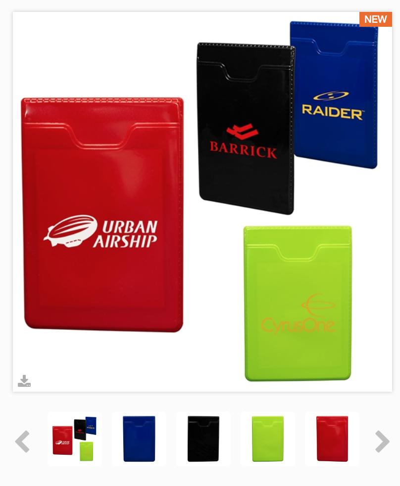 Budget Friendly RFID Smartphone Pocket  IItem #: IT406