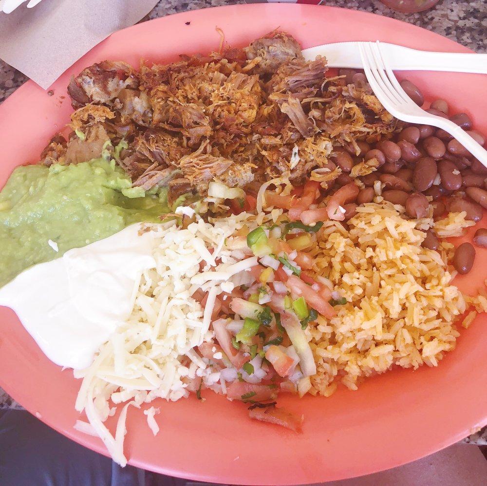 Taqueria Vallarta Felton Burrito Bowl