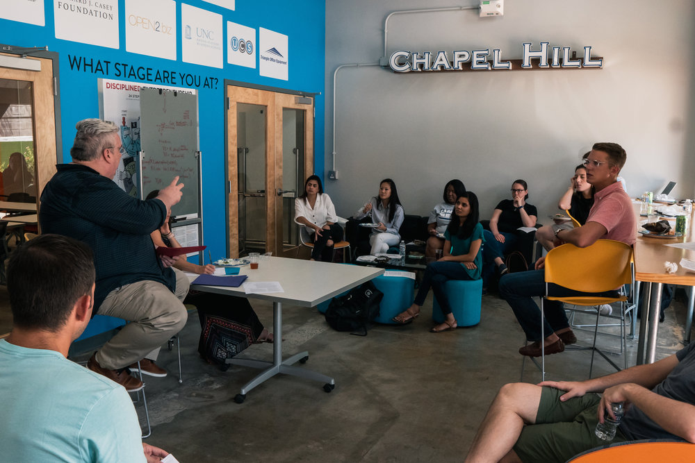 UNC KENAN-FLAGLER MBA CASE COMPETITION OVERVIEW AND GUIDELINES