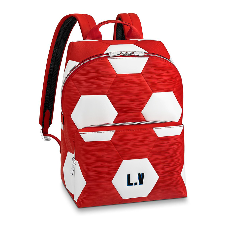 Louis Vuitton's Official FIFA backpack
