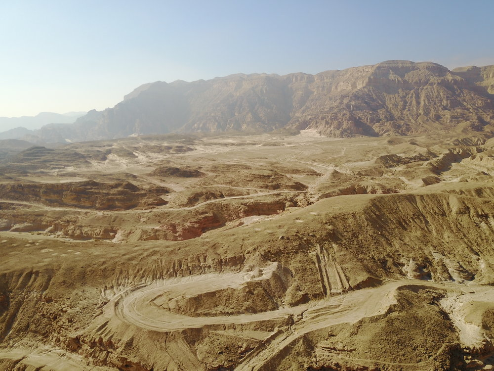 SOLOMON'S MINES and THE DEAD SEA MINES