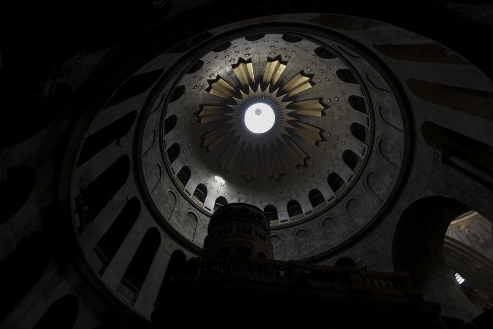 JERUSALEM THE HOLY