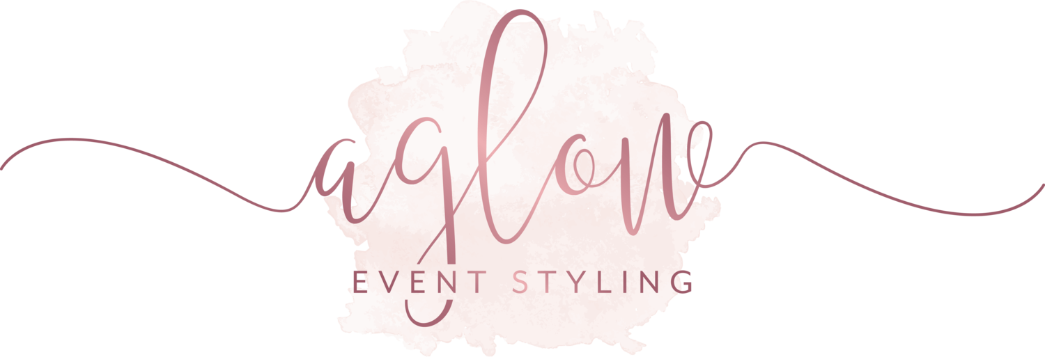 Aglow Event Styling