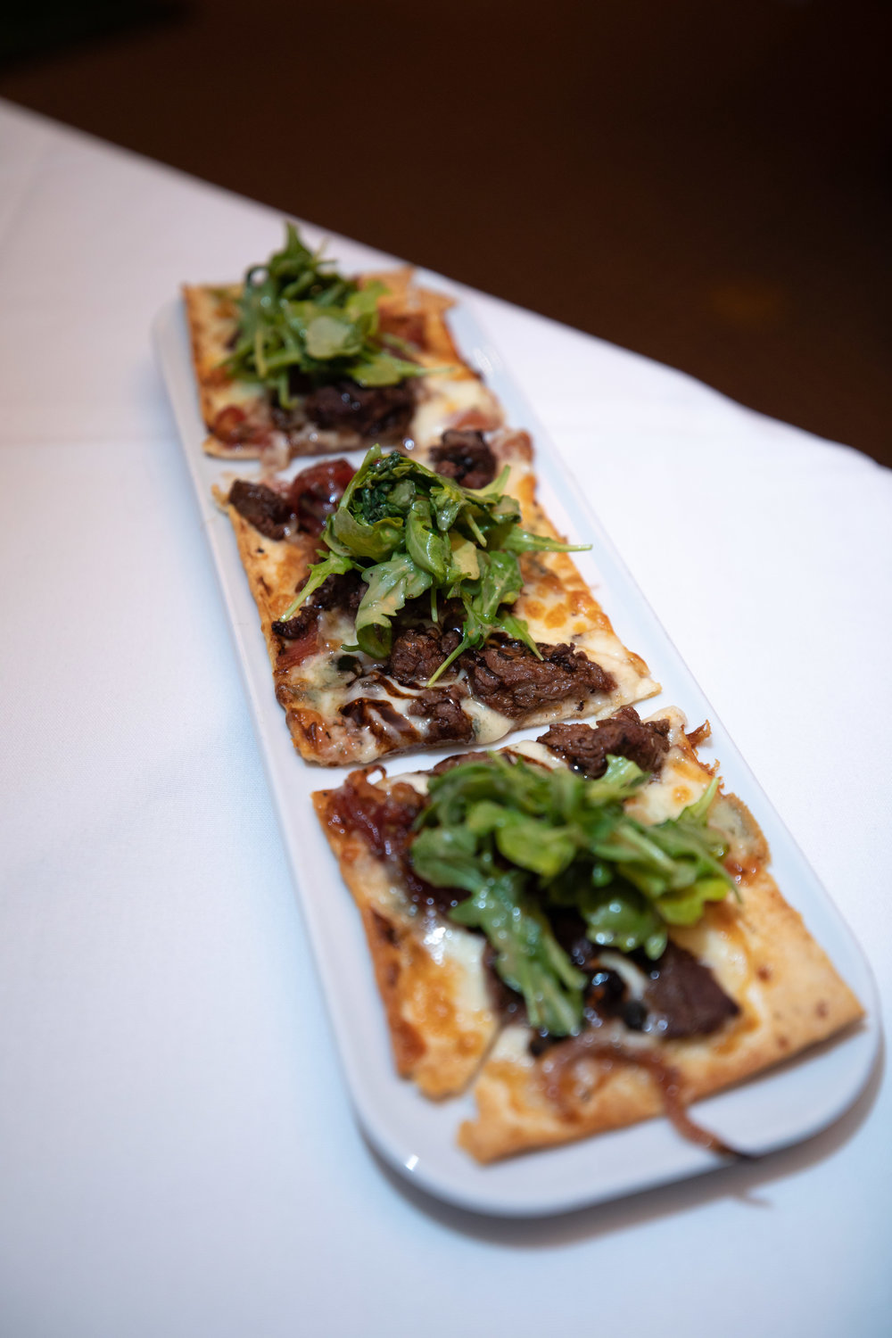 Filet Mignon Flatbreads