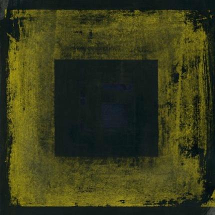 "Black Square (12""x12"")"