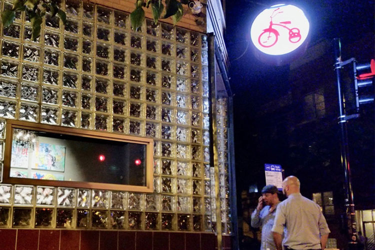 Tricycle Chicago, in Old Silver Cloud, Opening Friday in Bucktown